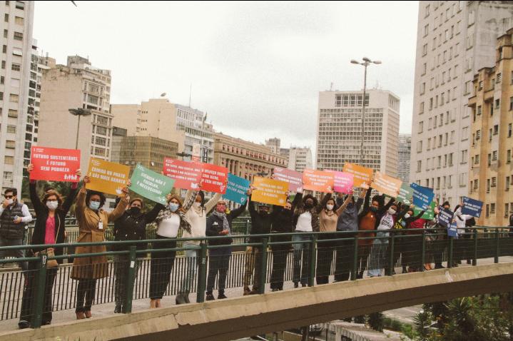 São Paulo adere ao Dia Mundial sem Carro